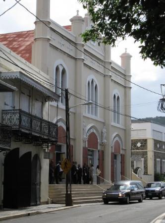 ชาร์ลอตต์อะมาลี, เซนต์ โทมัส: built in 1849