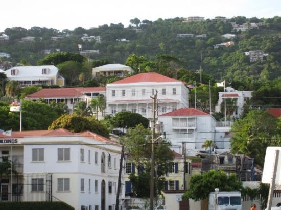 ชาร์ลอตต์อะมาลี, เซนต์ โทมัส: Charlotte Amalie