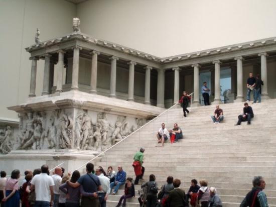 พิพิธภัณฑ์เปอร์กามอน: nel pergamon museum