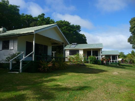 Namukulu Cottages & Spa: Namukulu Motel, the 3 self-contained units
