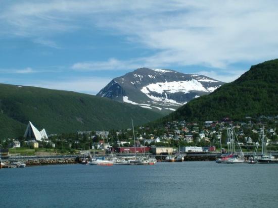 ทรอมโซ, นอร์เวย์: Tromso, Norway