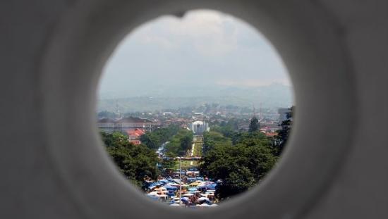 Sejarah Gedung Sate, Bandung