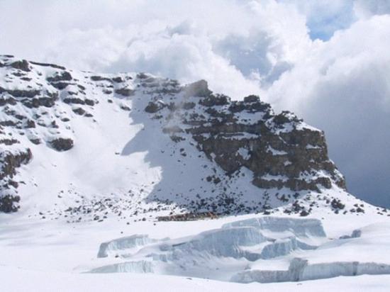 Kilimanjaro National Park, แทนซาเนีย: Kili 6000m