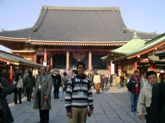 Senso-ji Temple: asakusa(old tokyo)...