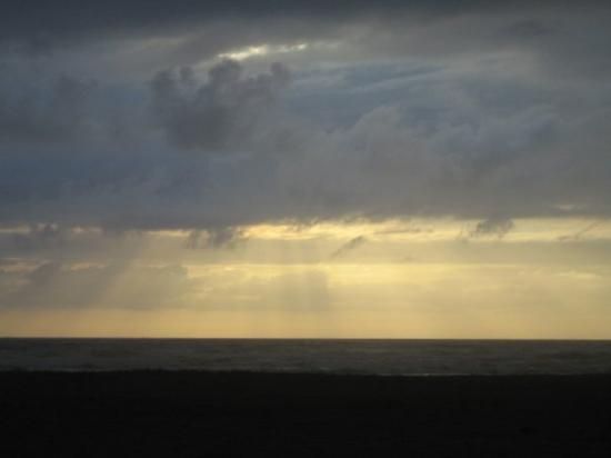 ซีไซด์, ออริกอน: Seaside, OR sunset...6-19-09