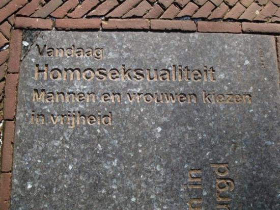 อูเทรคต์, เนเธอร์แลนด์: Esto significa que los hombres y mujeres son libres de elegir su sexualidad, (homosexualidad).