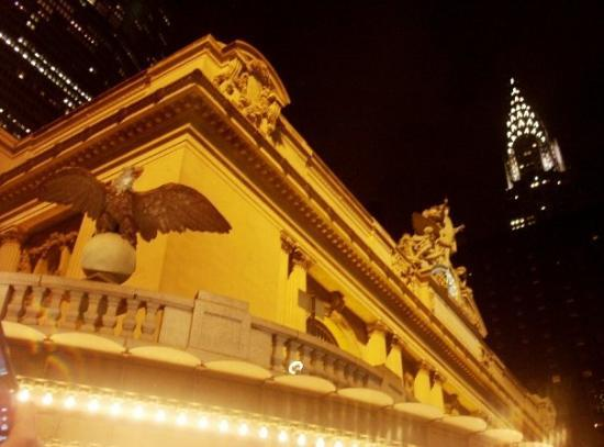 Chrysler Building: Grand Central Station