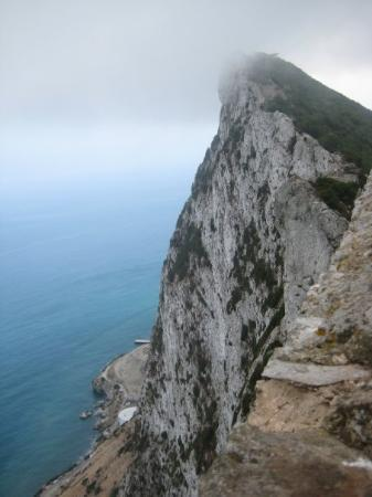 The Rock of Gibraltar: The Rock
