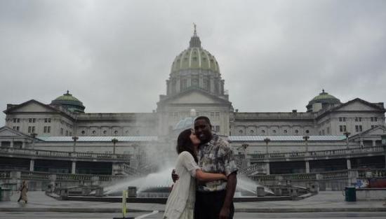 แฮร์ริสบูร์ก, เพนซิลเวเนีย: Pennsylvania State Capitol