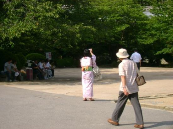 ฮิเมจิ ภาพถ่าย