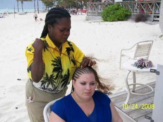 ฟรีพอร์ต, Grand Bahama Island: Bahama's