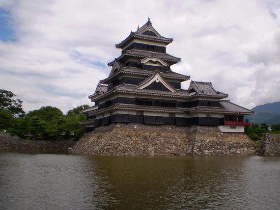 Ματσουμότο, Ιαπωνία: 松本城2