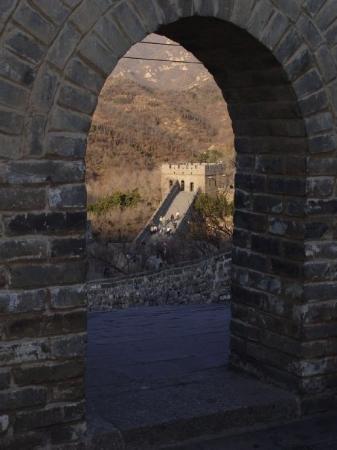 Jinshanling Great Wall: Great Wall, China