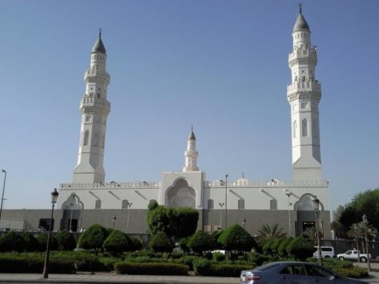 Medina, Suudi Arabistan: Masjid Quba.