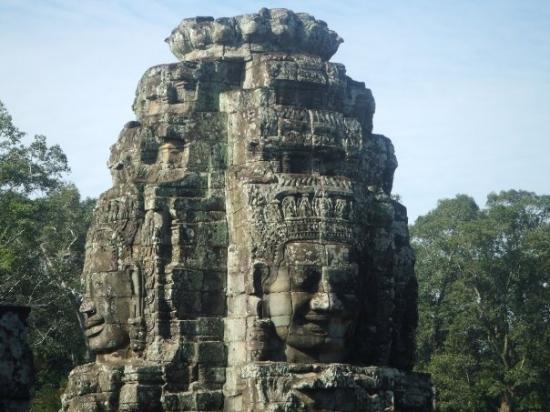 ปราสาทบายน: Bayon Temple, Cambodia