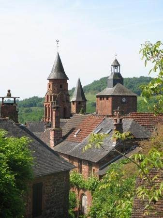 Collonges-la-Rouge Photo