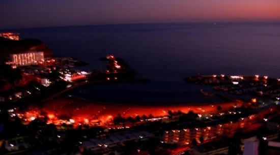 เปอร์โตริโก, สเปน: Playa de Puerto Rico, Gran Canary, Spain