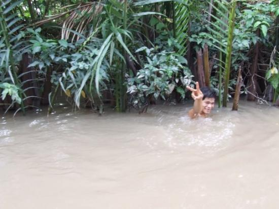 Mekong Delta, เวียดนาม: friendly face
