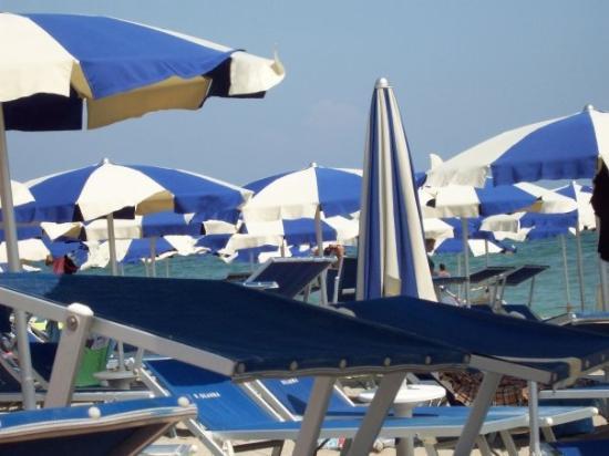 Milano Marittima, อิตาลี: la spiaggia