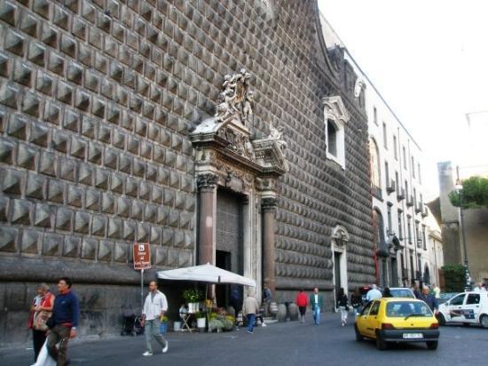 Gesu Nuovo Church ภาพถ่าย