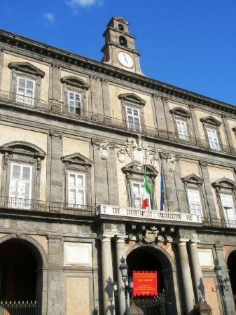 Palazzo Reale di Napoli Photo