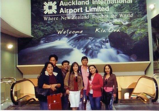 Trails of Middle-Earth Tour: Auckland,New Zealand