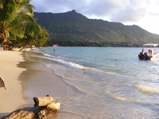Isla de Mahé, Seychelles: Beau Vallon again