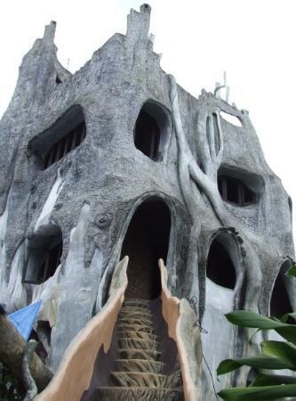 ดาลัด, เวียดนาม: Crazy House Dalat