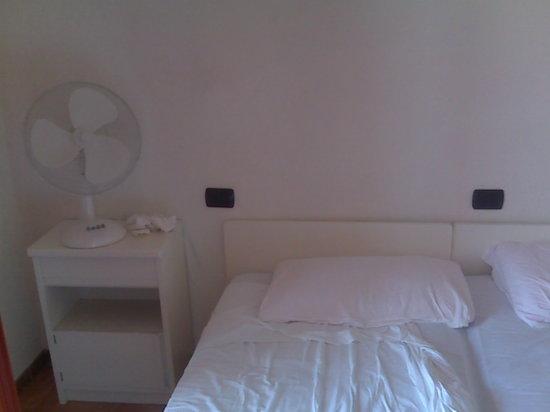 Ringo Hotel : la camera