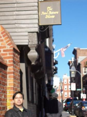 Freedom Trail: The House of Paul Revere