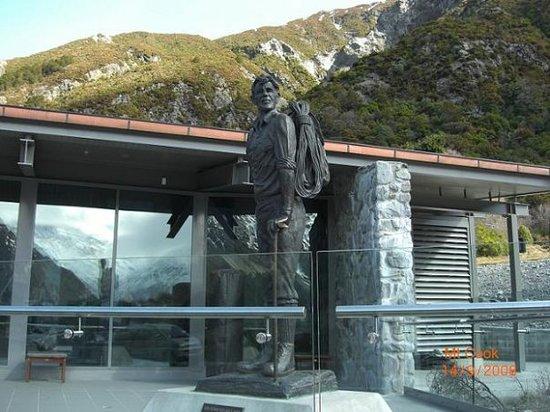 Sir Edmund Hillary Alpine Centre: Mt Cook