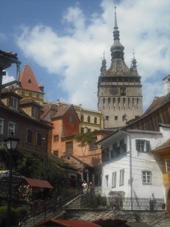 หอนาฬิกา: Segesvár mesés
