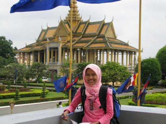พระราชวังหลวง: Royal Palace, Phnom Phen