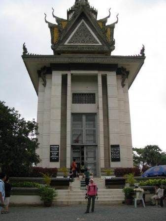 ทุ่งสังหารเชิงเอก: The Killing Fields, Phnom Phen