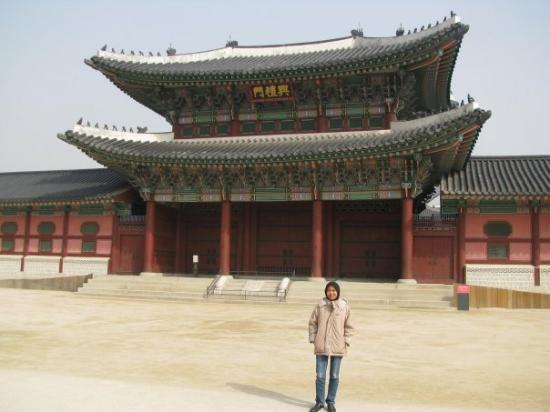 พระราชวังคย็องบก: Gyeongbokgung Palace