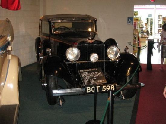 รูเรย์, เวอร์จิเนีย: Luray Car and Carriage Caravan Museum - 1935 Hispano-Suiza