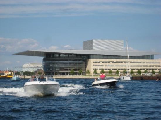 Stromma Canal Tours Copenhagen: Copenhagen Opera House