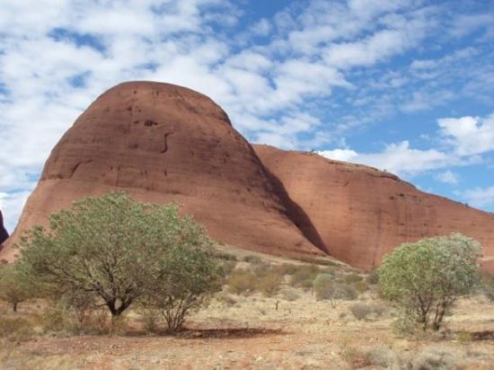 Uluru-Kata Tjuta National Park, ออสเตรเลีย: Kata Tjuta