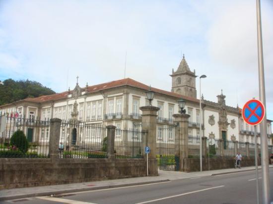 Viana do Castelo, Portugal: La mairie, enfin on a suposé,lol
