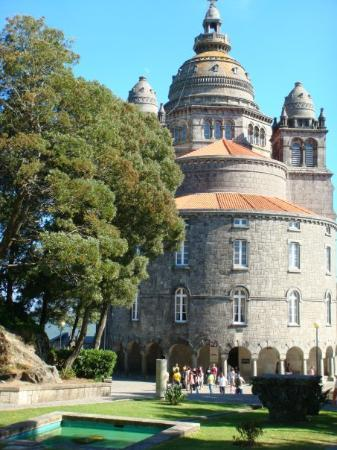 Viana do Castelo, Portugal: Santa Luzia