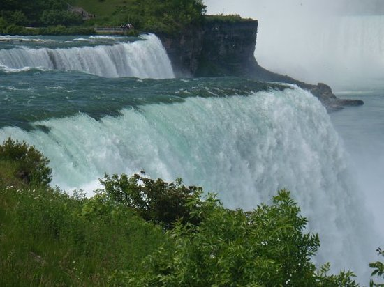 Cascate del Niagara, NY: Another Extraordinary Picture of the Falls - June 6, 2009