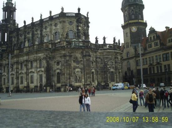 Katholische Hofkirche - Dresden: Dresden