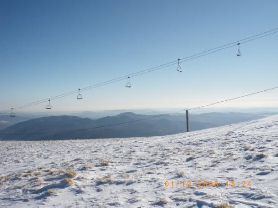 Sinaia - Valea Dorului
