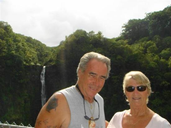"Akaka Falls at the Rain Forest, by  ""Hilo, Hawaii"" (Big Island) Sept. 2008"