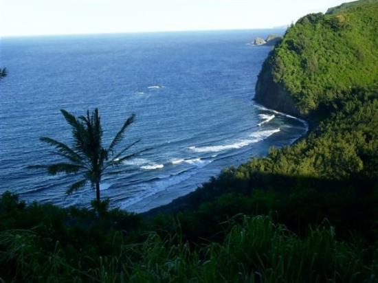 """Kailua-Kona, HI: Pololu Point """"Big Island Of Hawaii"""" (Sept. 2003)"""