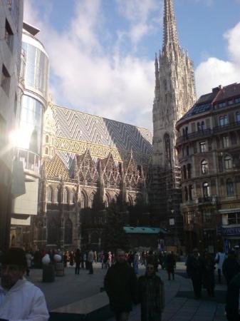 มหาวิหารเซนต์สเตเฟน: Stephansdom, Vienna