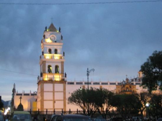 ซูเกร, โบลิเวีย: Cathedral, Sucre