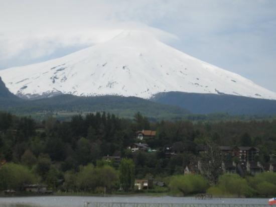 Volcano, Pucon
