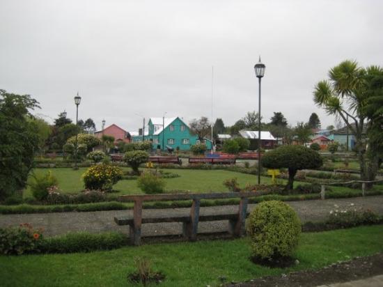 อันคุด, ชิลี: Chiloe island