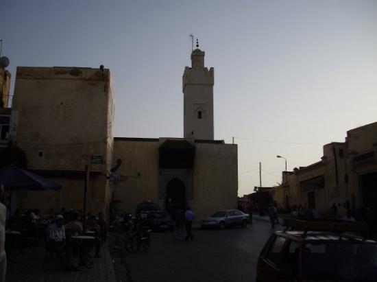 Andalusian Mosque ภาพถ่าย